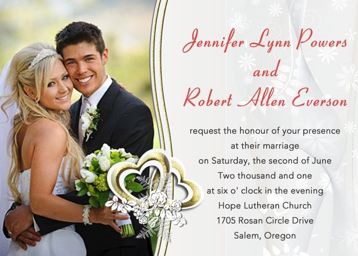 wedding invitation maker free invitations card by