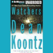 Today S Audible Daily Deal Is Watchers By Dean Koontz A Science
