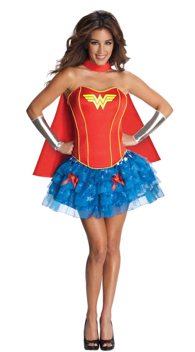 Wonder woman costume adult sexy