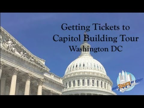 how to get a tour of the capitol