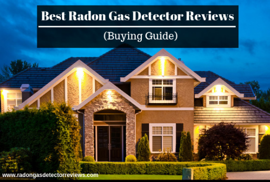 Best Radon Gas Detector Reviews From Amazon Updated 2020 Gas Detector Radon Gas Radon