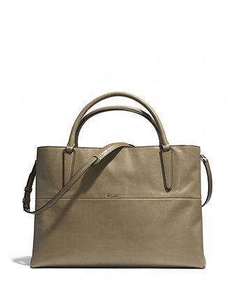 coach large soft borough bag green google search i wish i was rh pinterest com