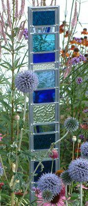 High Quality Stained Glass Panel Garden