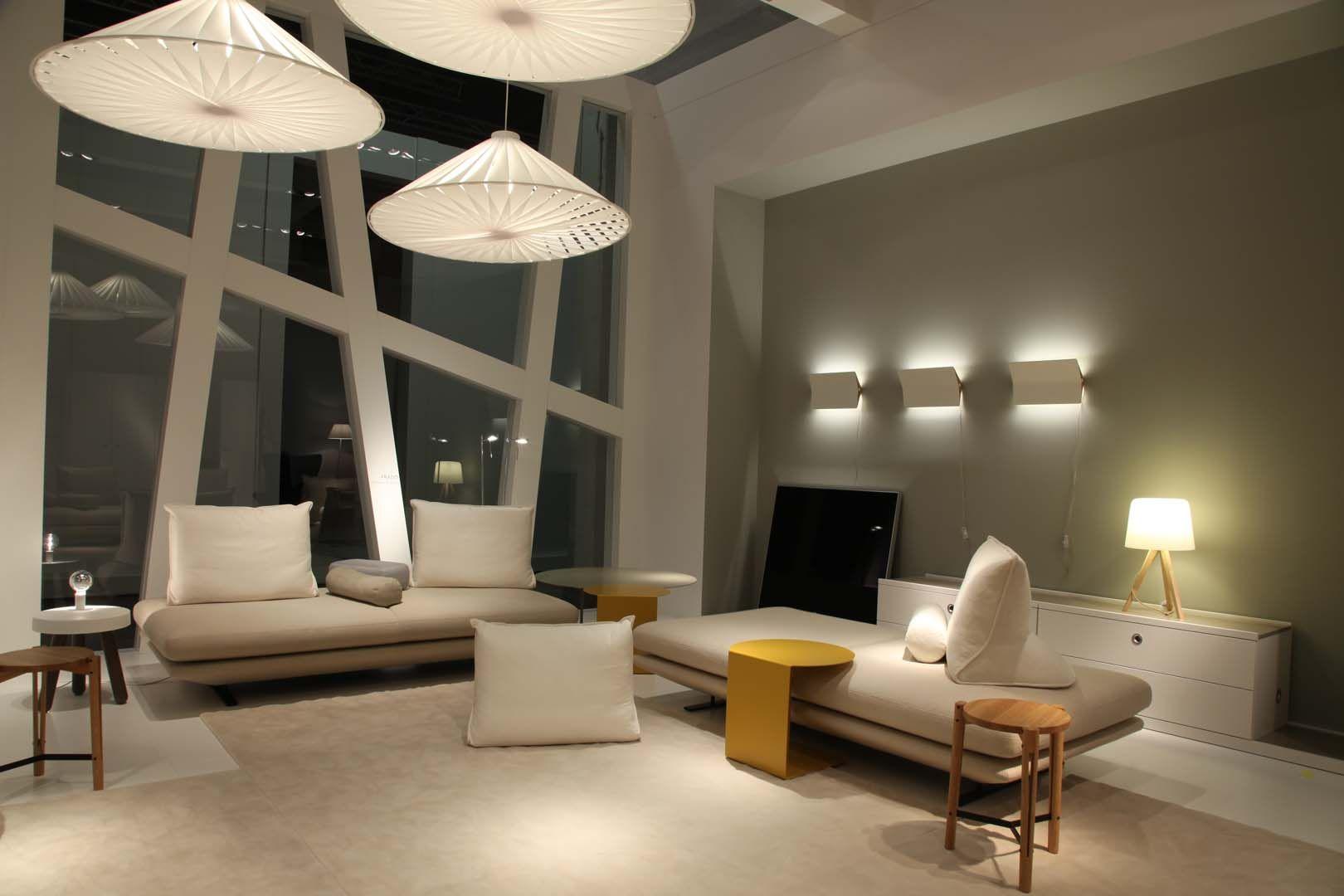 pin von ligne roset deutschland auf ligne roset auf der imm cologne 2014 pinterest modern. Black Bedroom Furniture Sets. Home Design Ideas