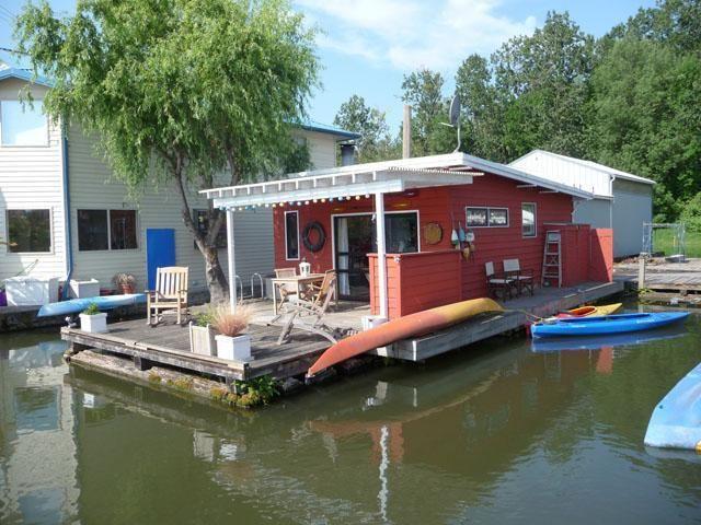 Tiny Floating House For Sale - Tiny House Listings | I like