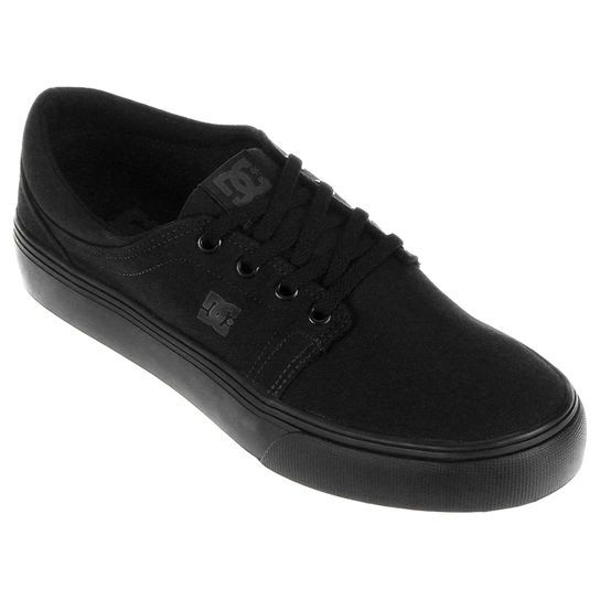 8423d89cd4 Tênis DC Shoes Trase TX - Preto R  239