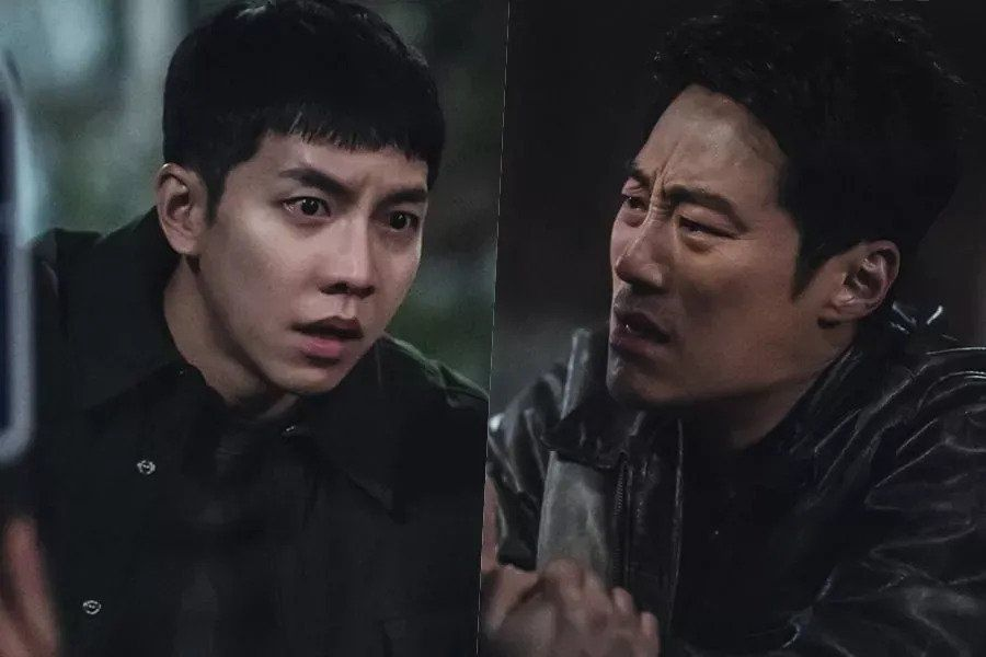"Lee Seung Gi And Lee Hee Joon Get Into A Fight On ""Mouse"""