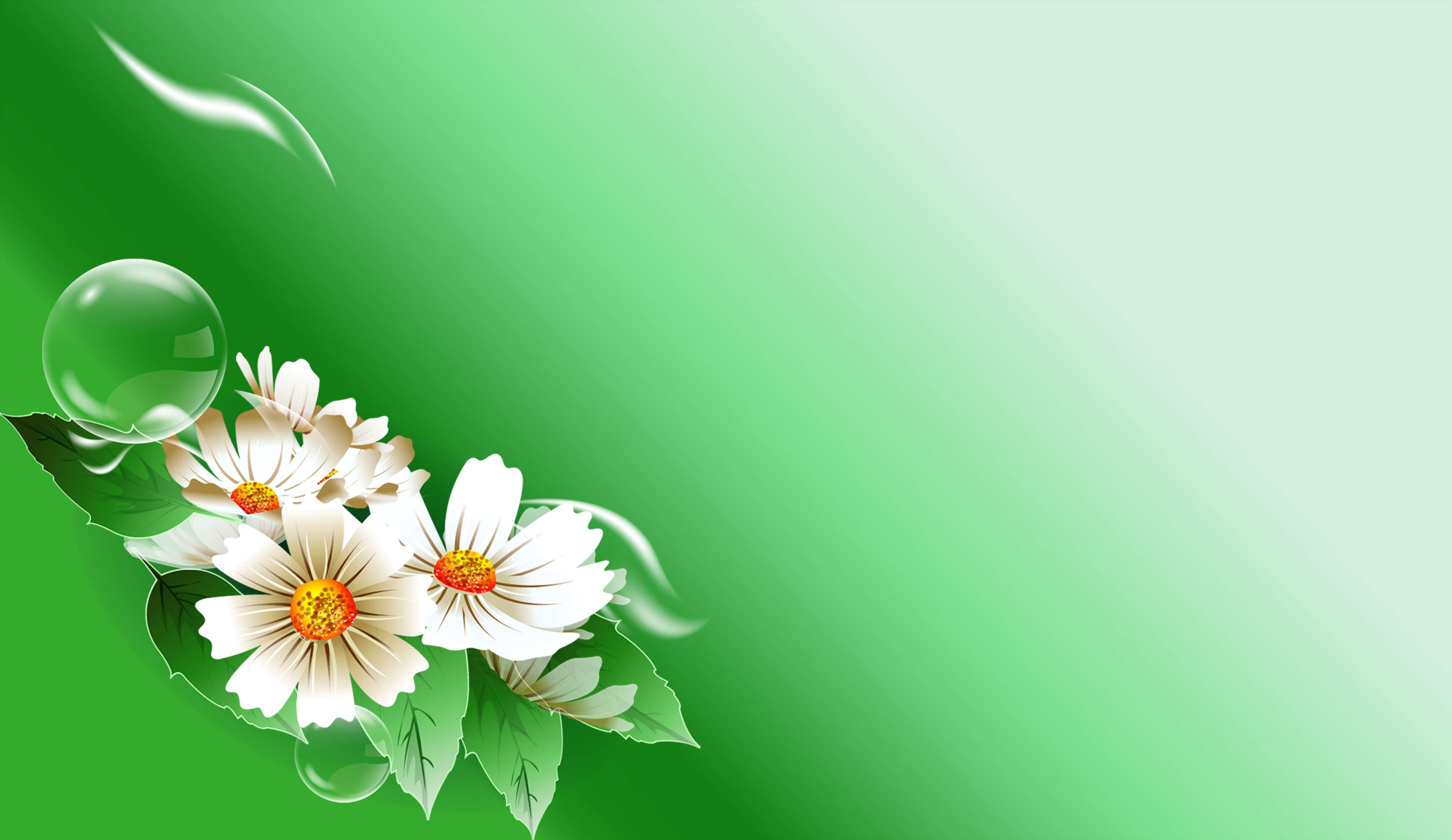 حبوب لقاح زهرة الربيع الزهور الخلفية Fresh Flowers Green Backgrounds Fresh Green