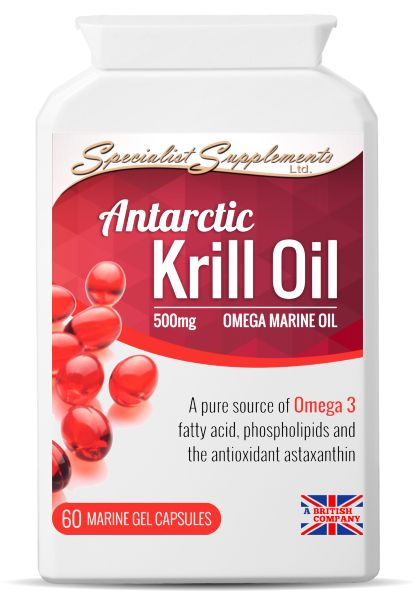 WHOLESALE KRILL OIL CAPSULES:A high-strength (500mg) Antarctic krill