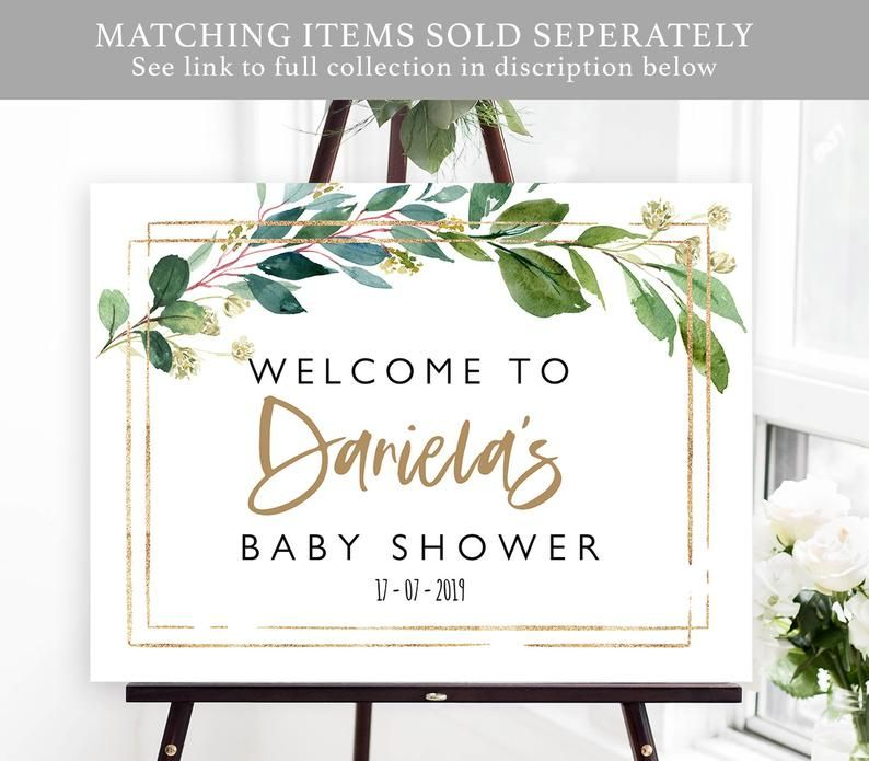 Editable greenery Baby Shower mom or dad game,Guess who mom or dad game, Rustic Printable baby shower games,BB005