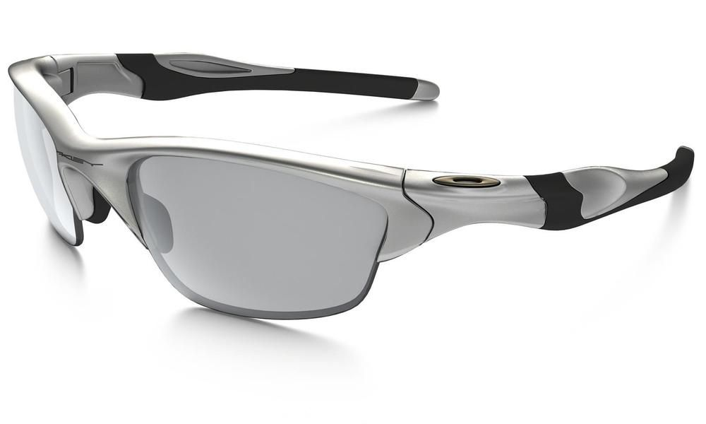 a52a5ed615 Authentic Oakley Half Jacket 2.0 Silver Slate Iridium Sunglasses OO9153-02 Oakley  Half Jacket