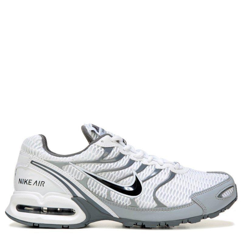 Nike Men's Air Max Torch 4 Running Shoes (WhiteGrey)   Nike