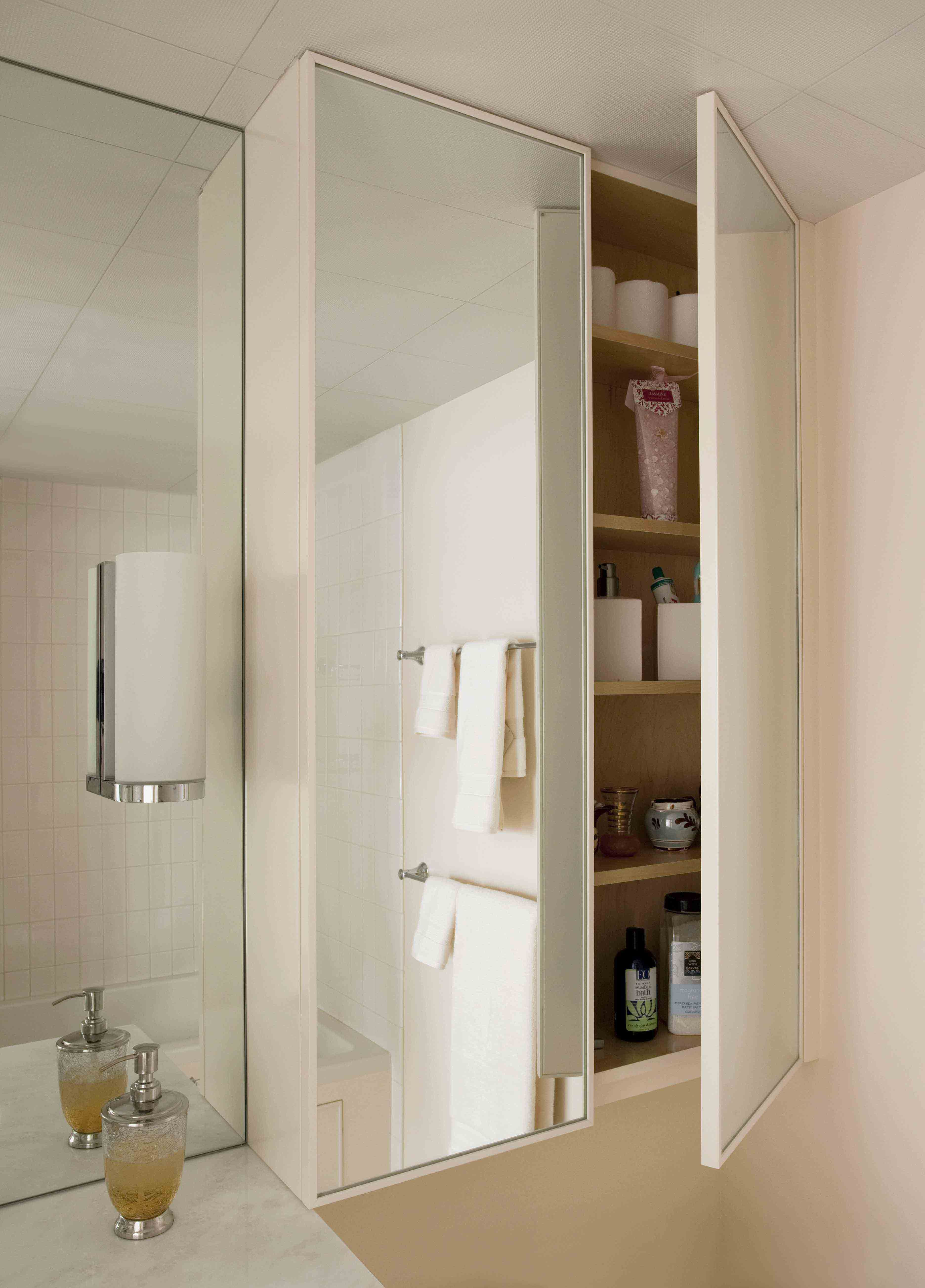 Venegas and Company - storage cabinet over toilet | WhoYaGonnaCall ...
