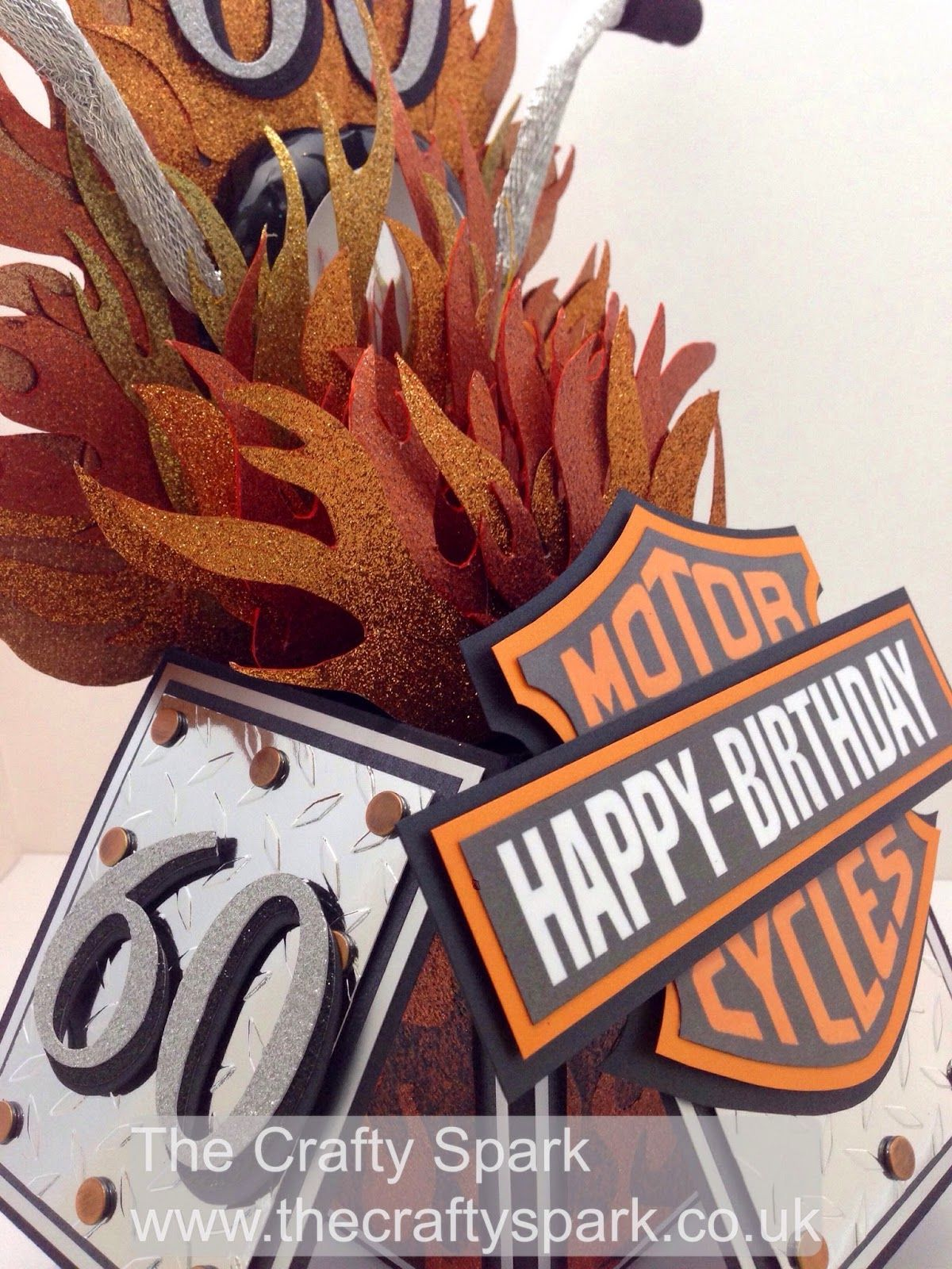 Harley Davidson 60th Birthday Card Stampin Up Independent Demonstrator Lea Denton Order Stampin 60th Birthday Cards Birthday Cards Birthday Card Drawing