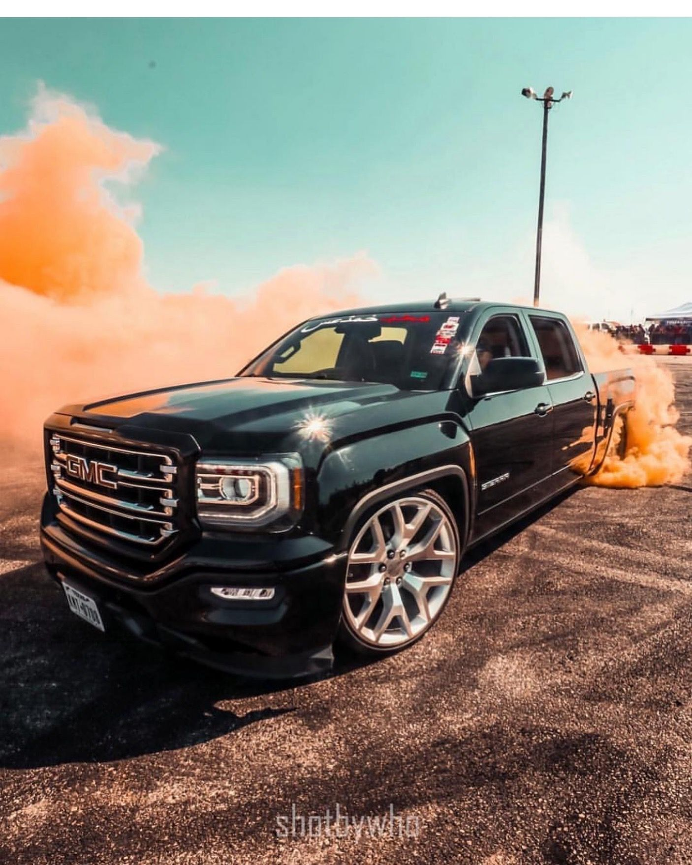 Trokiando Dropped Trucks Gmc Trucks Dream Cars