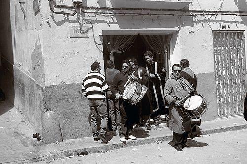 Tobarra. Semana Santa 1989.