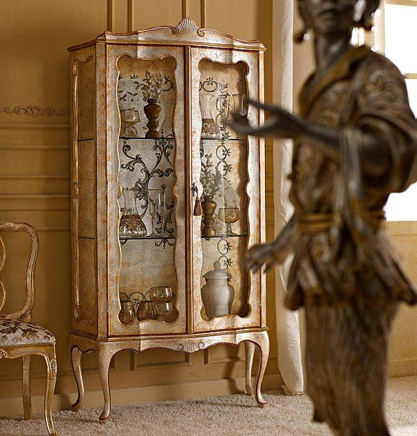 Display Cabinet Andrea Fanfani Dining Room