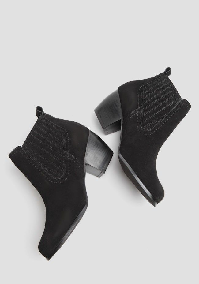 Mesa Suede Ankle Boots By Restricted
