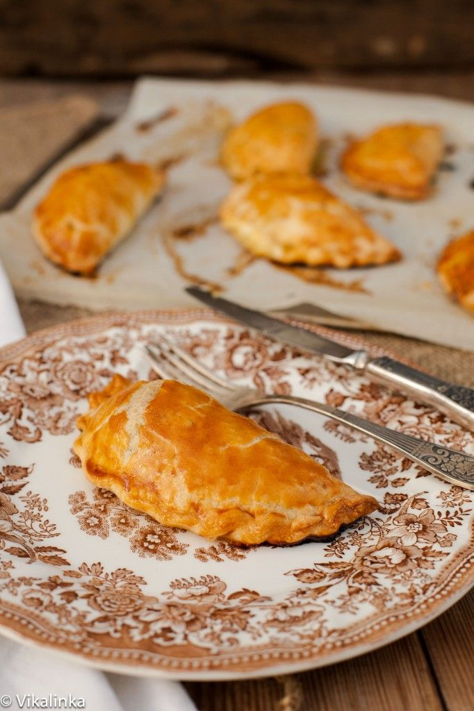 These Cornish Pasties with steak, sweet potato and butternut squash come together so quickly with ready made pastry!
