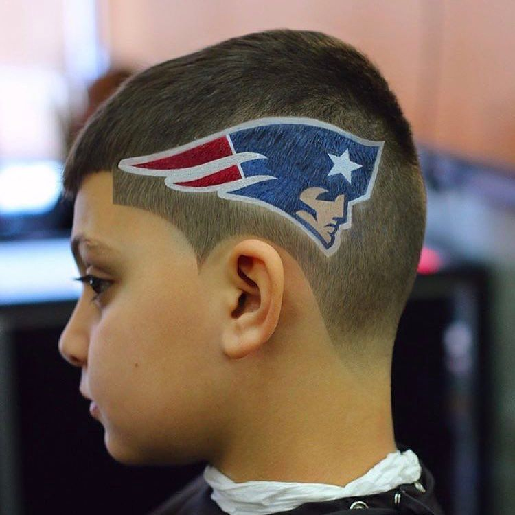 boys haircuts design