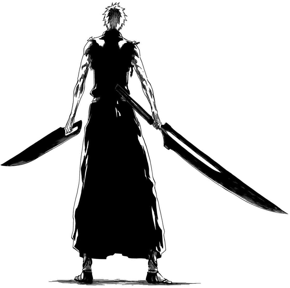 Qual versão da Shikai do Ichigo mais te agrada ? 8366af202ffe55d49b6a6ac8dbee9578