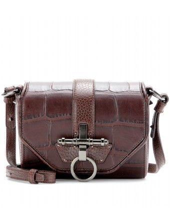 info  ashleesloves.com  Givenchy  Obsedia  CrocEffect  Leather  Shoulder   Bag  HighFashion  designer  handbag  fashion  style 0cb50dc78968e