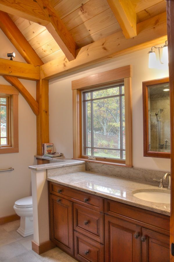 Cherry Bathrooms With Images Large Bathroom Cabinets Large