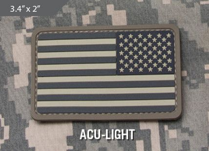 7fe6100e43b2 US Flag Reversed Morale Patch - Express your individuality with our  collection of Morale Patches