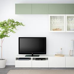 Wohnzimmer Möbel Von IKEA: TV  U0026 Mediamöbel