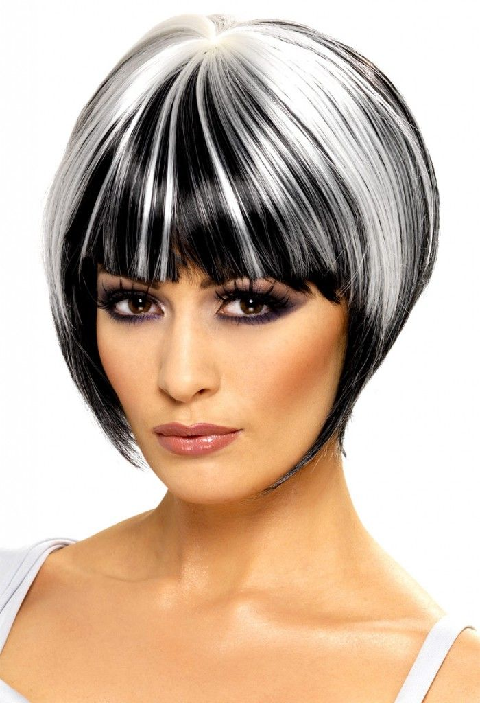 streaks in hair styles silver streaks search hair 4144