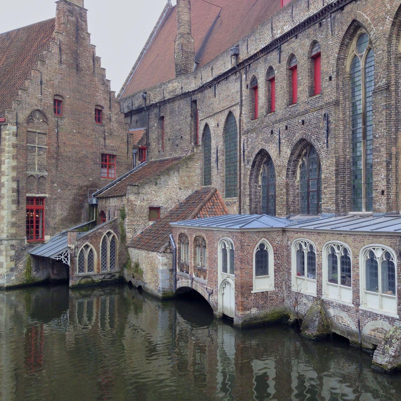 Bruges  .  Belgium