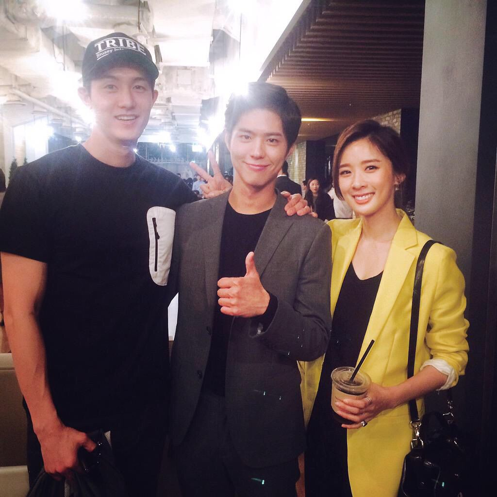Lee chung ah er dating lee ki woo