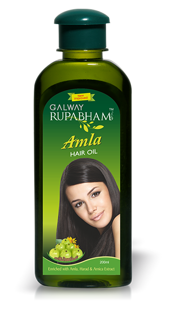 Glaze Trading India Pvt. Ltd Amla hair oil, Hair oil