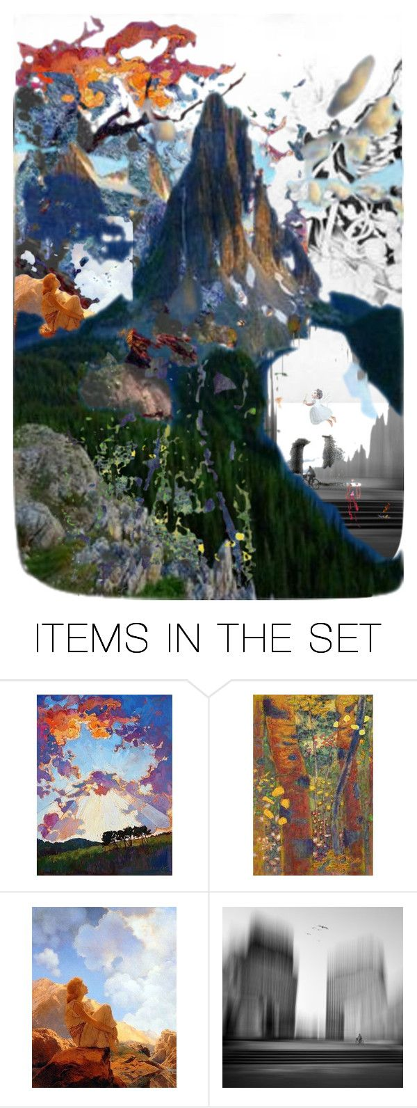"""""""volcanic risk"""" by stefania-federici ❤ liked on Polyvore featuring art"""