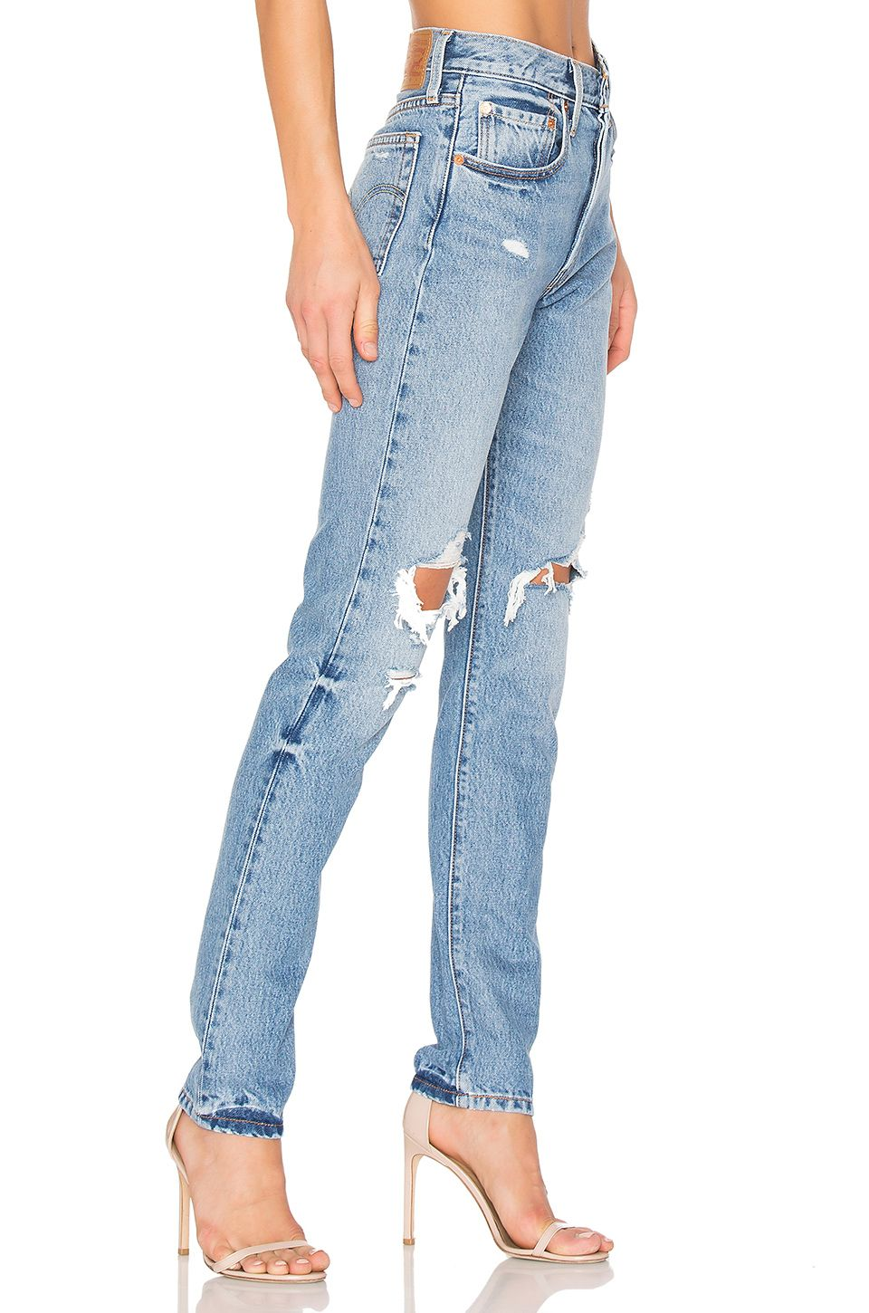 e214bf2533c142 LEVI'S 501 Skinny in Old Hangouts | REVOLVE | My Style in 2019 ...