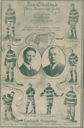 Seattle Metropolitans - the first US Hockey Club to win the Stanley Cup (1917)
