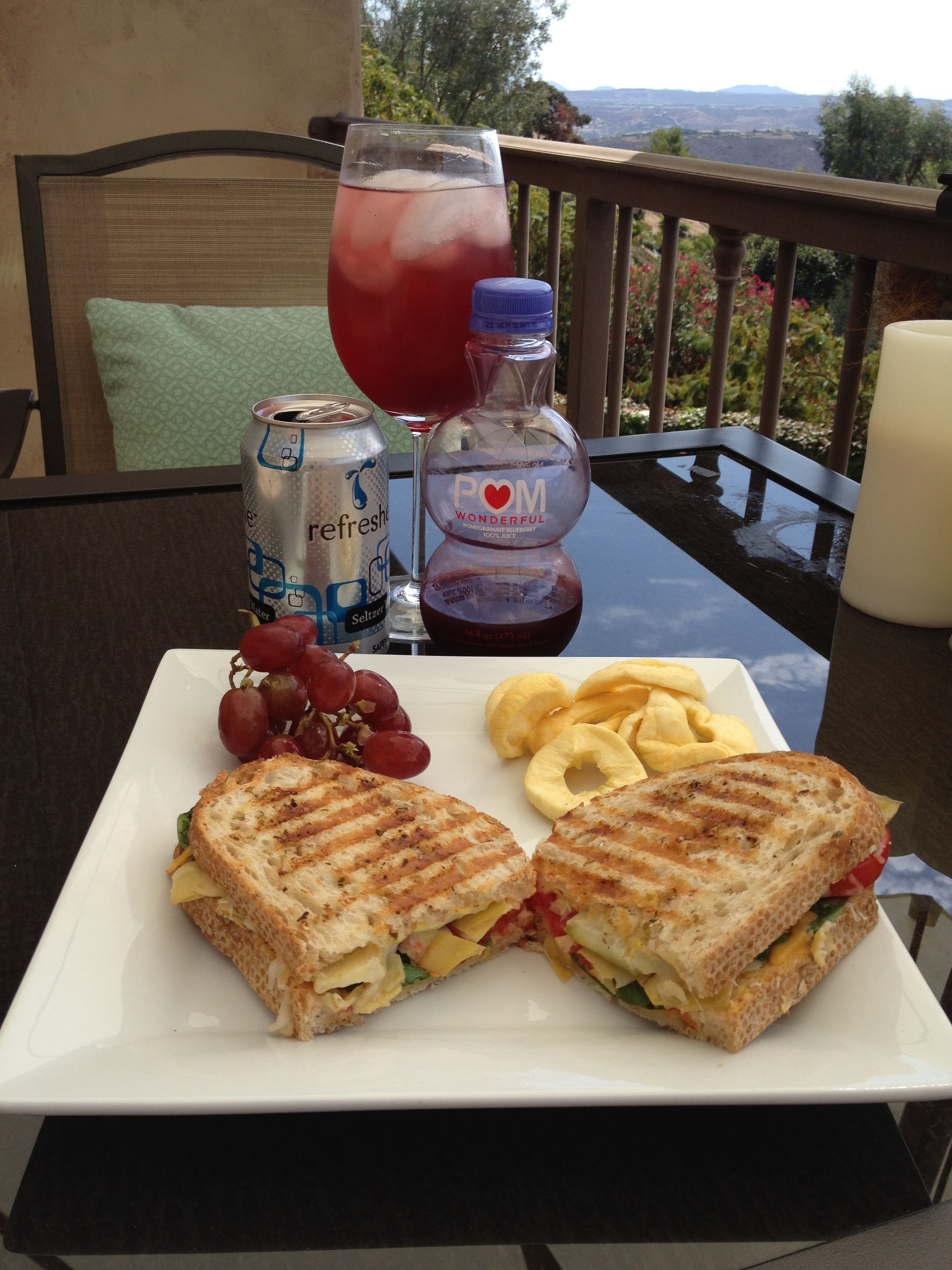 prego panini tomatoes mustard spinach pasteurized