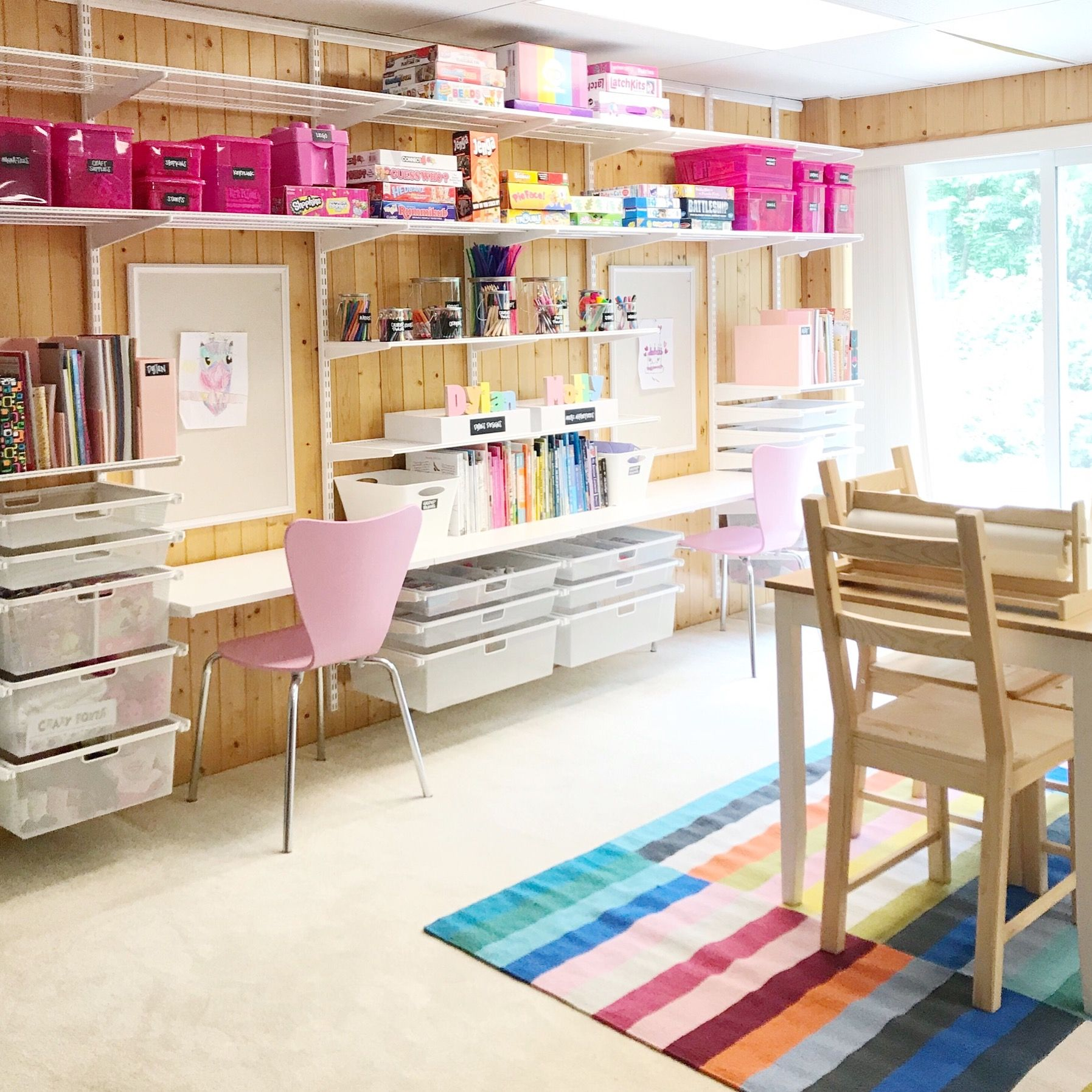 Shop Neat Method Craft Room Decor Craft Room Craft Room Design