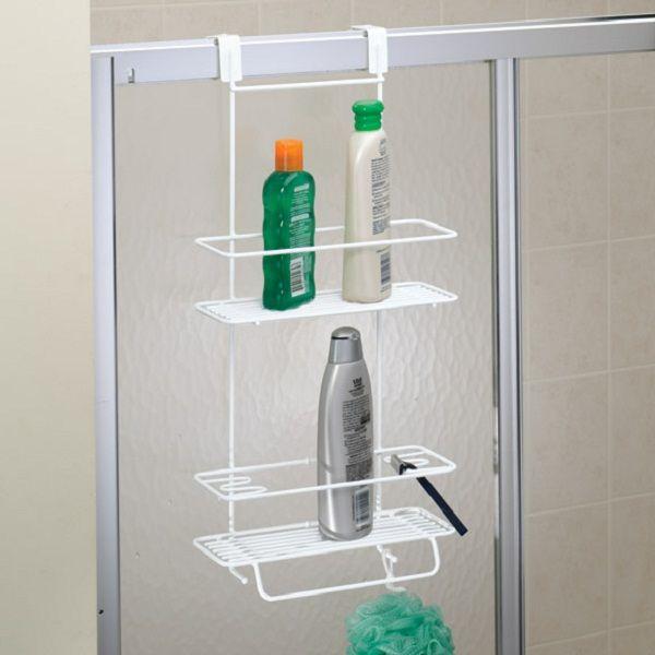 shower door caddy | Door Designs Plans | door design plans ...