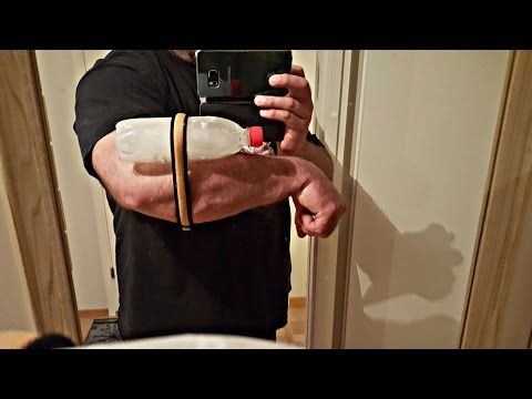 9c3cdf751238 HOW TO MAKE YOUR FOREARMS BIGGER AND STRONGER - YouTube
