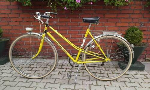Peugeot Damenrad Mixte 28 Zoll Retro Oldschool Gebrauchte
