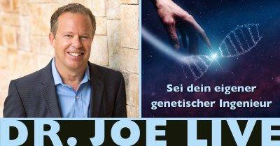 Dr. Joe Dispenza Events, Pnline Kurs, Bücher ...