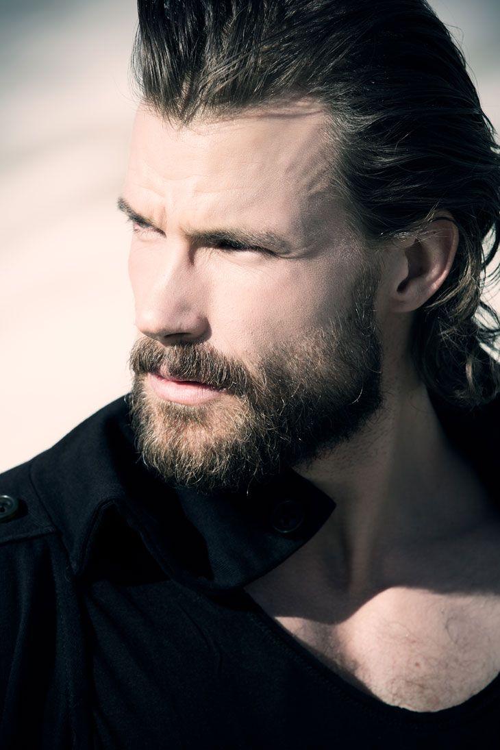 Lasse Larsen as Picnic from Reaper MC series