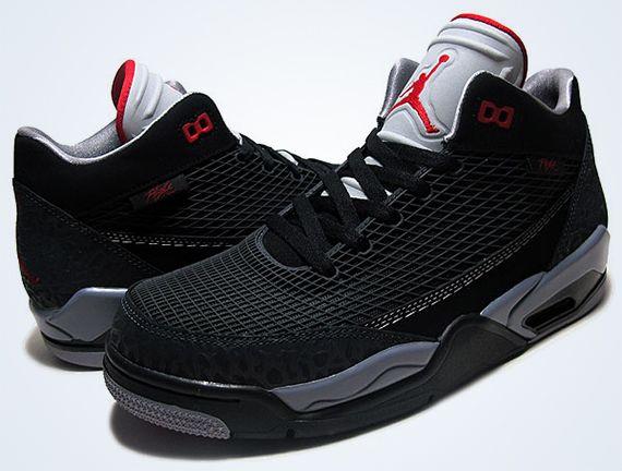 Jordan Flight Club 80s - Black - Gym Red - Anthracite - SneakerNews ... cf1e641106