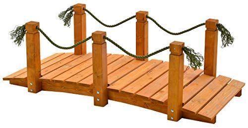 Le Summum Pour Votre Jardin Le Pont Avec Main Courant Pont De