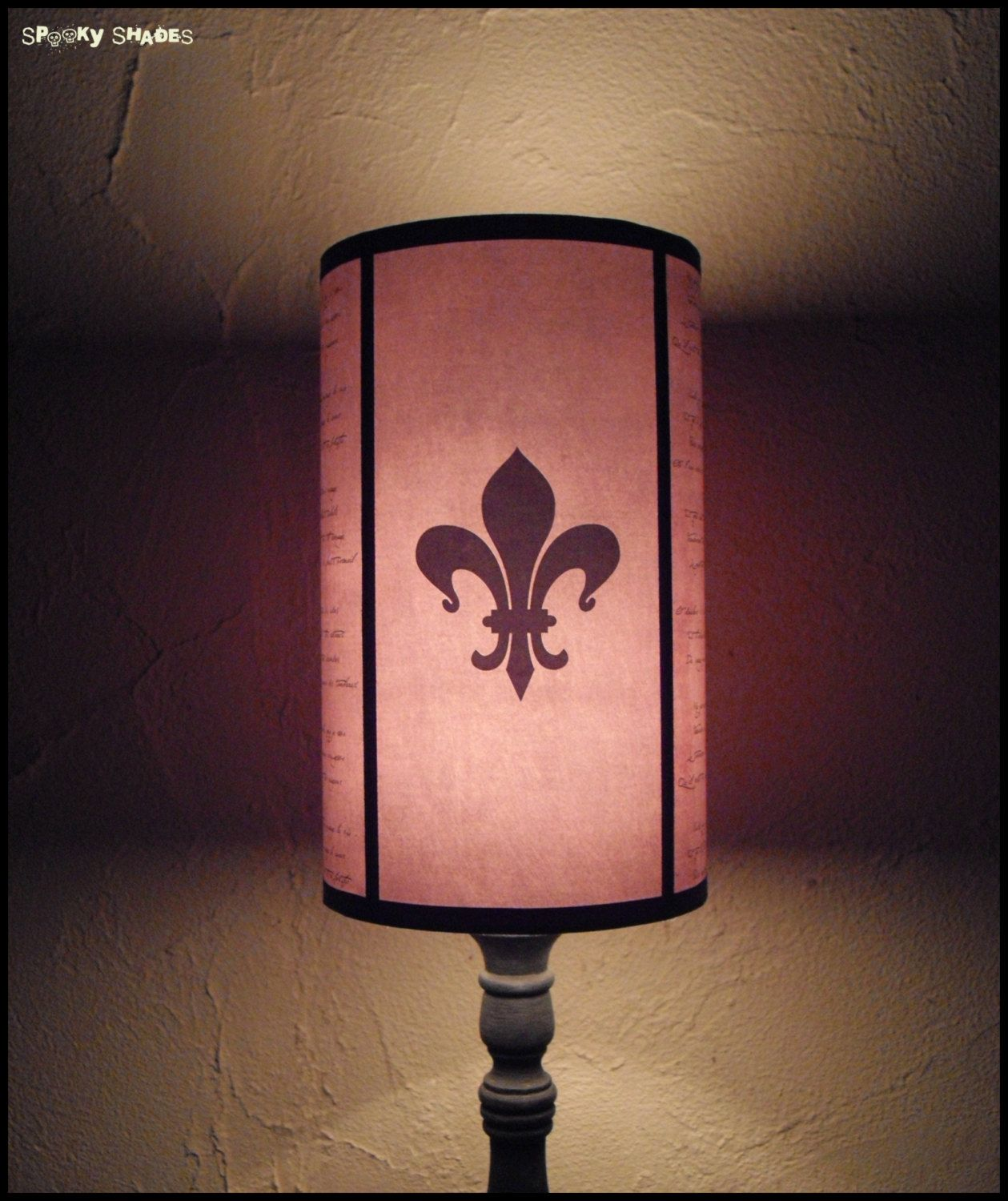 Light Pink Lampshade Lamp Shade