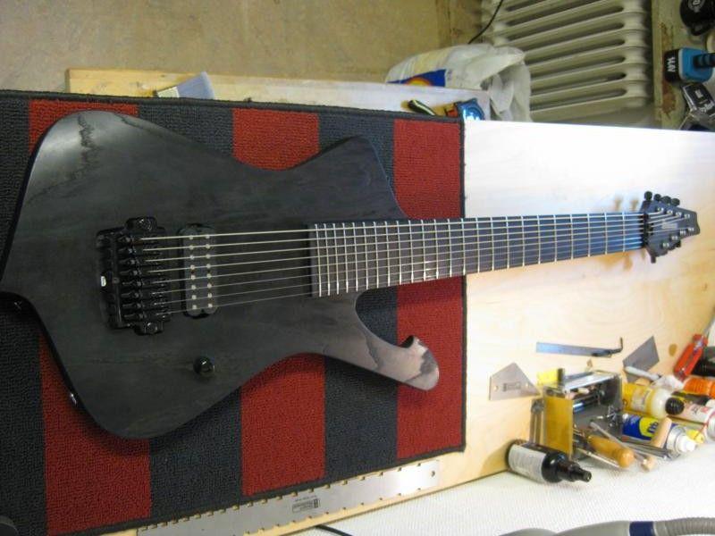 the meshuggah guitarchive 8 string guitars avh guitar repair instruments guitar guitar. Black Bedroom Furniture Sets. Home Design Ideas