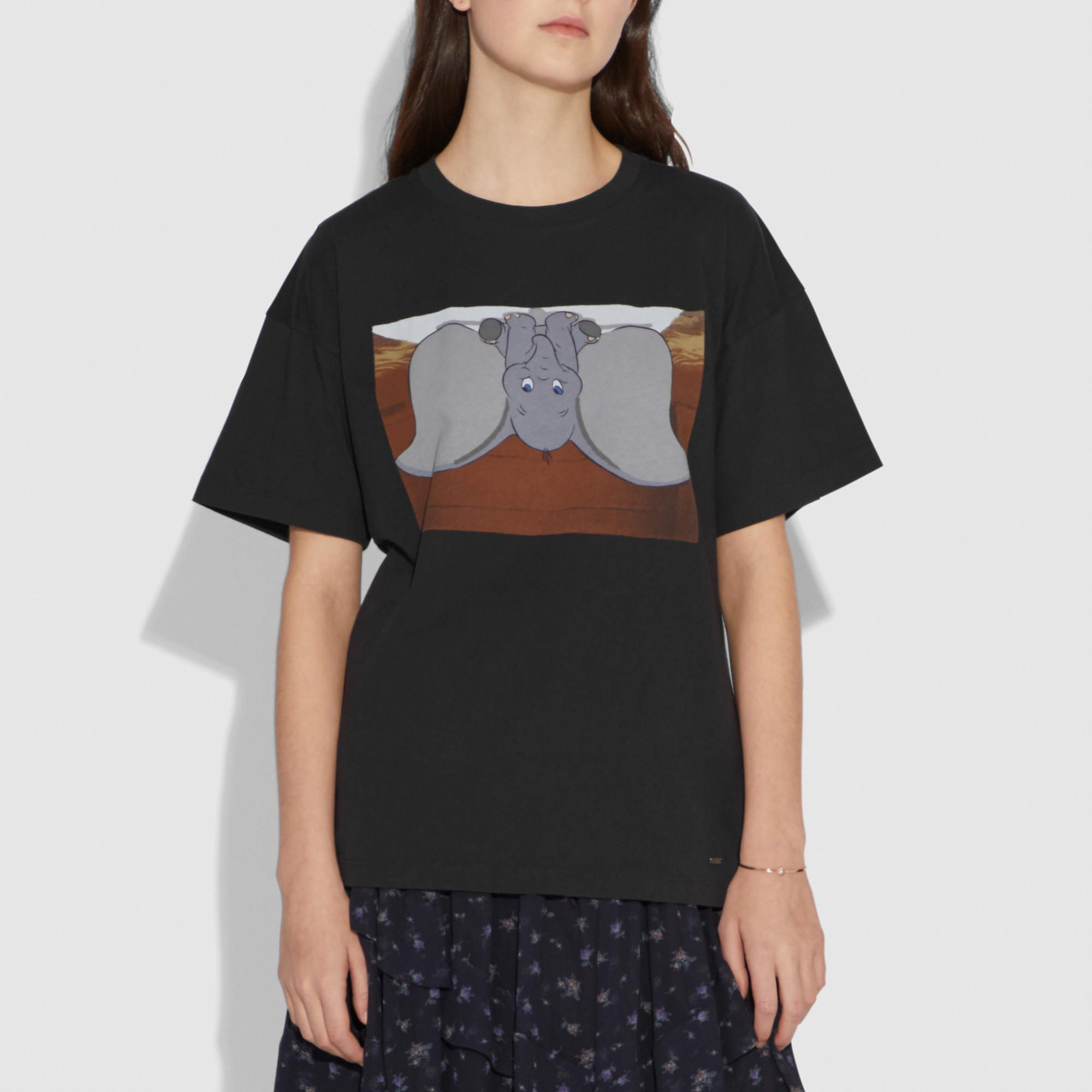 9f112d3a Disney X COACH Dumbo Oversized T-shirt - Women's in 2019 | Products