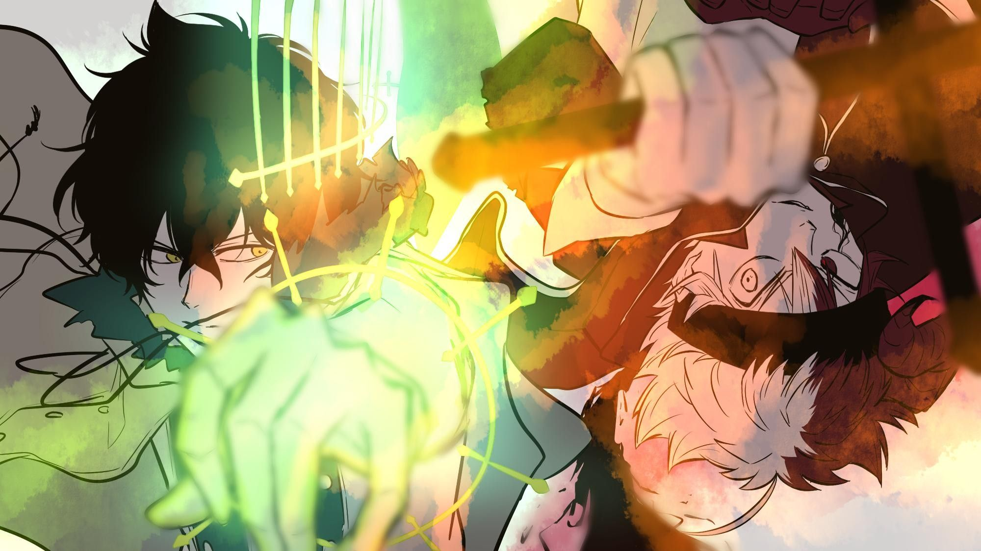 Nero black clover hd wallpaper opening theme anime 1080p. Pin by TRA1LBLAZR on ♣️ B l a c k ♣️ C l o v e r ♣️ ...