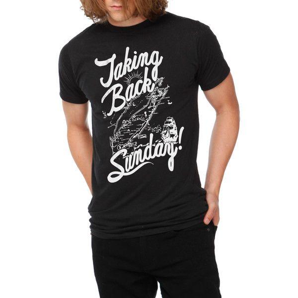 Taking Back Sunday Long Island Slim-Fit T-Shirt   Hot Topic